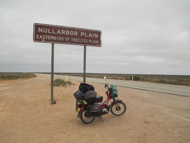 Nullarbor Plain Camping